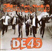 Scutty Neighbours – 'DE45' (Self Released)