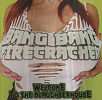 Artwork for Welcome To The Slaughterhouse by Bang Bang Firecracker
