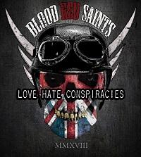 Blood Red Saints – 'Love Hate Conspiracies' (AOR Heaven)