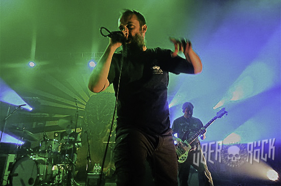 Clutch live at the Birmingham Academy