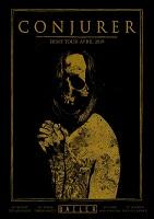 Conjurer Irish tour poster
