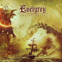Artwork for The Atlantic by Evergrey