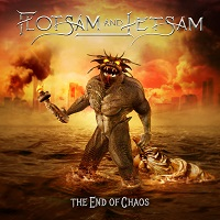 Artwork for The End Of Chaos by Flotsam And Jetsam
