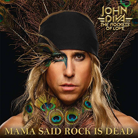 Artwork for Mama Said Rock Is Dead by John Diva And The Rockets Of Love