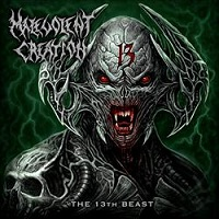 Artwork for The 13th Beast by Malevolent Creation