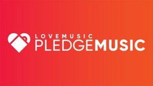 PledgeMusic logo