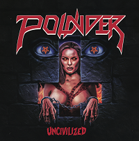 Artwork for Uncivilized by Pounder