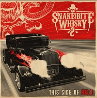 Artwork for This Side Of Hell by Snake Bite Whisky