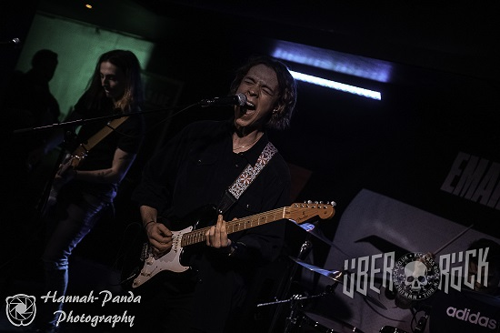 Sun Arcana live at The Attic in Glasgow