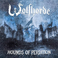 Artwork for Hounds of Perdition by Wolfhorde
