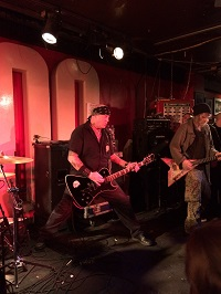 Discharge at The 100 Club