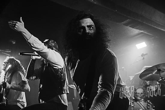 Baest live at Voodoo, Belfast