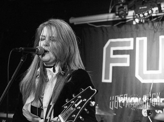 Beth Blade And The Beautiful Disasters at Fuel in Cardiff