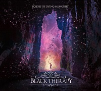 Artwork for Echoes Of Dying Memories by Black Therapy