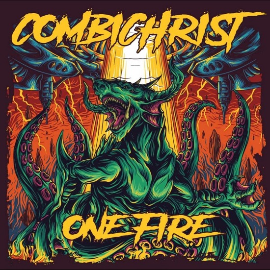 Artwork for One Fire by Combichrist