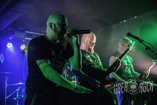 Cursed Sun live at Voodoo in Belfast