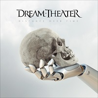 Artwork for Distance Over Time by Dream Theater