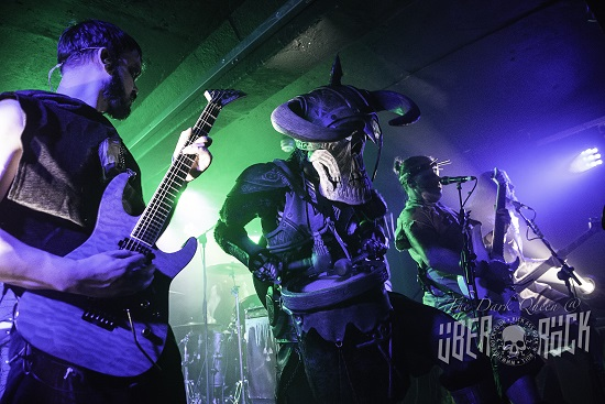 Evil Scarecrow live at Voodoo in Belfast