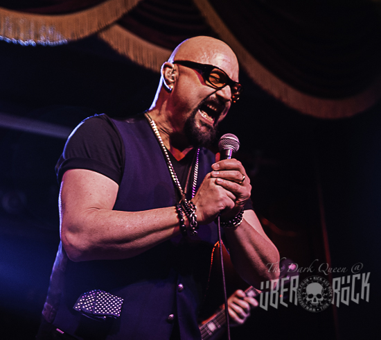 Geoff Tate live at the Belfast Empire