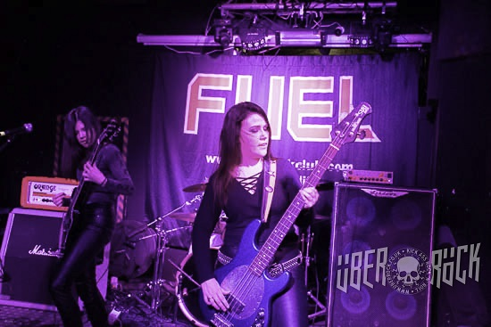 Haxan at Fuel in Cardiff