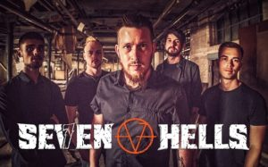 Seven Hells band pic