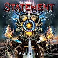 Artwork for Force Of Life by Statement