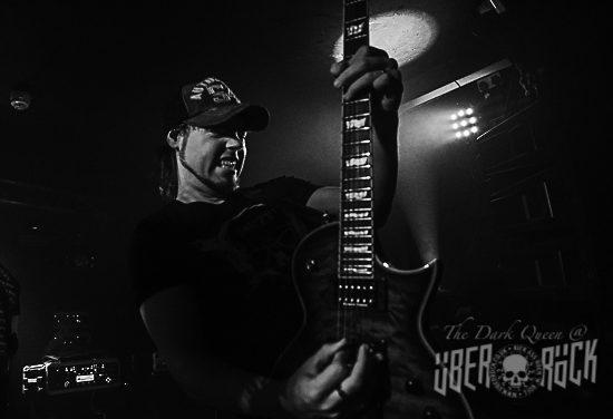 Stone Broken/Those Damn Crows/Baleful Creed – Belfast, Voodoo – 10 February 2019