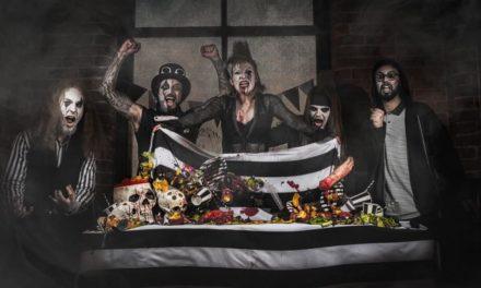 The Big Über Rock Interview – Ward XVI