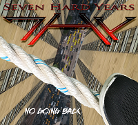 Artwork for No Going Back by Seven Hard Years/7HY