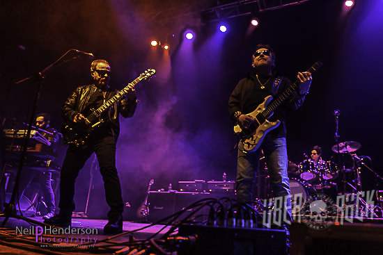 Blue Oyster Cult live in Glasgow, February 2019