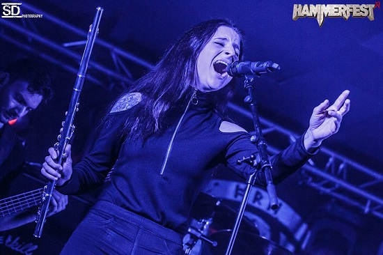 Cellar Darling at Hammerfest 2019 - Photo by Simon Dunkerley