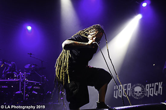 Decapitated at HRH Metal 2019