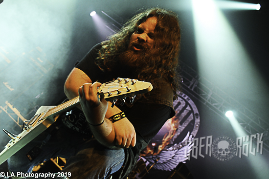 Fury at HRH Metal 2019