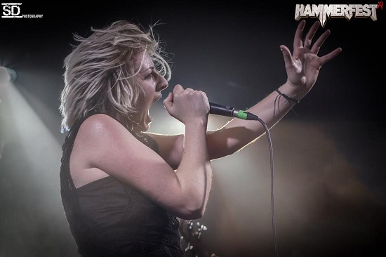 I Saw The World Burn at Hammerfest - Photo by Simon Dunkerley