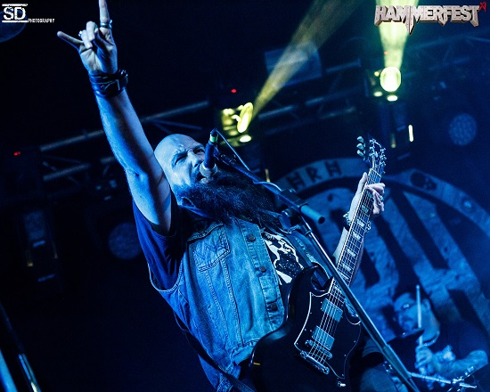 Master Charger at Hammerfest - Photo by Simon Dunkerley