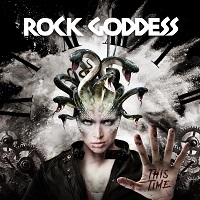 Artwork for This Time by Rock Goddess