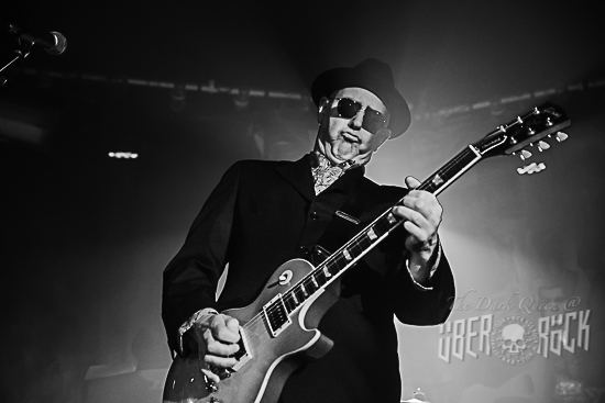 Ruts DC live at Limelight Belfast February 2019