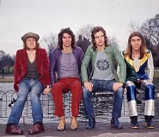 Slade iin 1972 by Barry Plummer