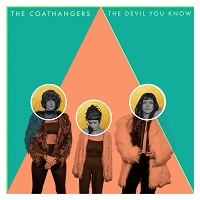 Artwork for The Devil You Know by The Coathangers