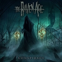 Artwork for Conspiracy by The Raven Age