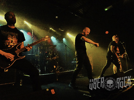 Anaal Nathrakh live at The Asylum, Birmingham