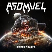 Artwork for World Shaker by Asomvel