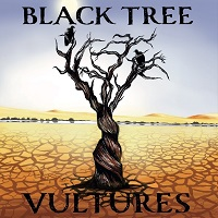 Artwork for Black Tree Vultures self-titled EP