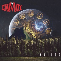 Artwork for Kairos by Calamity