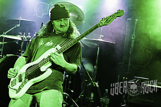Elder Druid at Crypt Of The Riff 3 - Photo by TWKOM.