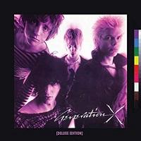 Artwork for Generation X's self-titled debut album