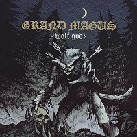 Artwork for Wolf God by Grand Magus