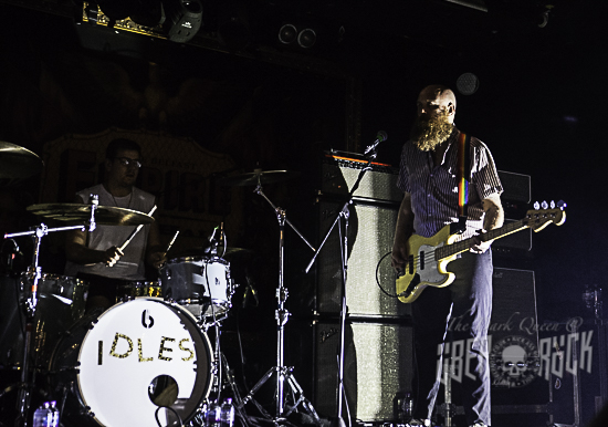 IDLES at the Belfast Empire