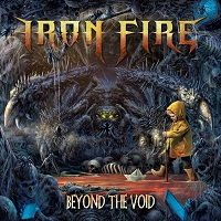 Artwork for Beyond The Void by Iron Fire