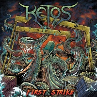 Artwork for First Strike by Ketos